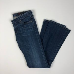 "Adriano Goldschmeid ""The Angel"" Bootcut Jeans Sz27"